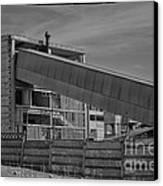 Abandoned Factory At Vadu Canvas Print