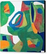 Adagio Canvas Print by Diane Fine