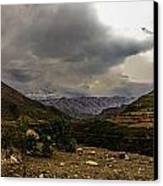Andean Hills Canvas Print by Tyler Lucas