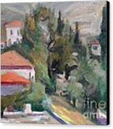Andros Canvas Print