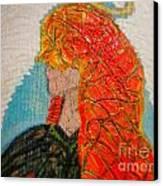Angelica Gabriella Canvas Print by Jackie Bodnar