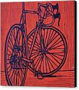 Bike 4 Canvas Print
