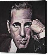 Bogie Canvas Print by Shirl Theis