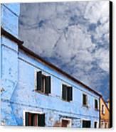Burano 06 Canvas Print by Giorgio Darrigo