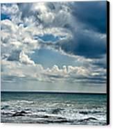 Caspian Sea. Canvas Print