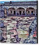 Castillo De San Cristobal Canvas Print