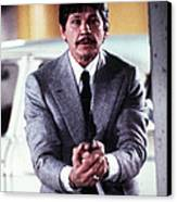 Charles Bronson In Murphy's Law  Canvas Print by Silver Screen