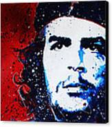 Che Canvas Print by Chris Mackie