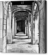 Chicago Fourth Presbyterian Church Canvas Print