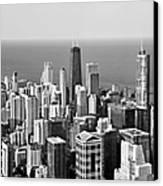 Chicago - That Famous Skyline Canvas Print