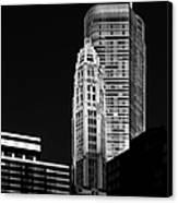 Chicago - Trump International Hotel And Tower Canvas Print