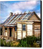 Craigs Hut Canvas Print