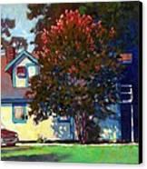 Doug's Apartment Canvas Print