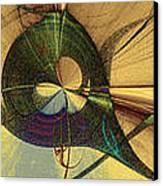 Dreams Of Horus Canvas Print by David Jenkins