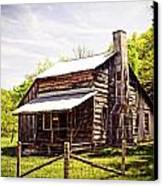 Erbie Homestead Canvas Print by Marty Koch