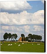 Friesland Canvas Print by Frits Selier