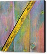 Gateway To Z Universe Canvas Print