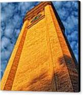 Great Northern Clock Tower Canvas Print by Dan Quam