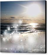 Healing Orbs Canvas Print by Jeffery Fagan