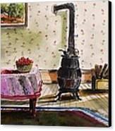 Homestead Room Canvas Print by John Williams