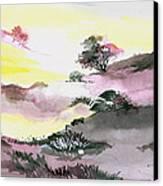 Landscape 1 Canvas Print by Anil Nene
