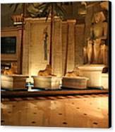 Las Vegas - Luxor Casino - 12122 Canvas Print by DC Photographer