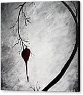 Lonely Heart Canvas Print by Michael Grubb