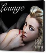 Lounge Canvas Print by Dan Holm