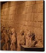 Louvre - Paris France - 011312 Canvas Print