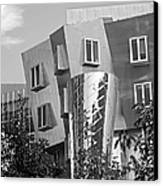 Massachusetts Institute Of Technology Stata Center Canvas Print
