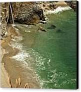 Mcway Falls Canvas Print by Adam Jewell