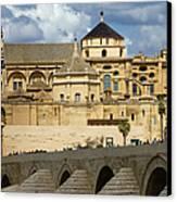 Mezquita Cathedral In Cordoba Canvas Print by Artur Bogacki