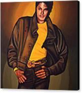Michael Jackson Canvas Print