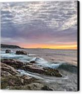 Morning Splash Canvas Print by Jon Glaser