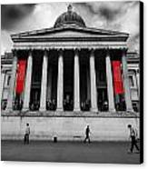 National Gallery London Canvas Print by Ed Pettitt