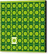 No120 My Green Lantern Minimal Movie Poster Canvas Print by Chungkong Art