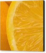 Oranges Canvas Print by Darren Greenwood