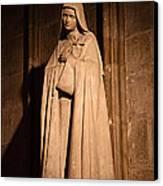 Paris France - Notre Dame De Paris - 01139 Canvas Print