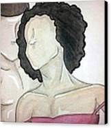 Passion Canvas Print by Kiara Reynolds