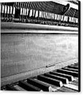 Piano Canvas Print by Thomas Leon