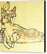 Pieta Canvas Print by Gloria Ssali