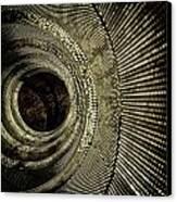 Portal Canvas Print by John Monteath