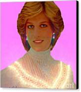 Princess Diana Canvas Print