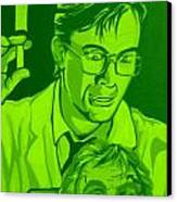 Re-animator Canvas Print by Gary Niles