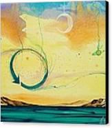 Rejuvination Canvas Print by Chris Cloud