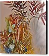 Remnants Of Summer Canvas Print