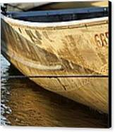 Row Boat Canvas Print by Thomas Fouch