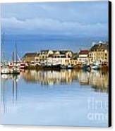 Saint-vaast-la-hougue Normandy France Canvas Print