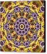 Kaleidoscope 43 Canvas Print