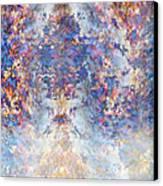 Spiritual Torrents Canvas Print by Christopher Gaston